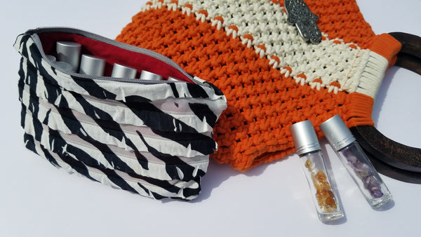 Essential oil Bag-Zebra-P2