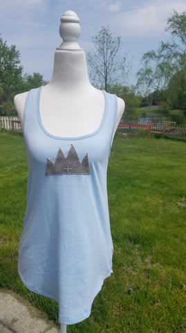 Womens S Diffuser Tank- S3