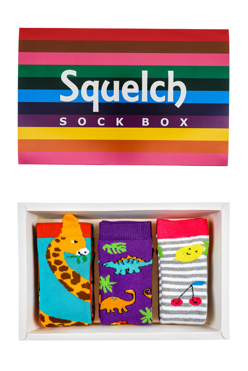 Mini Sock Box