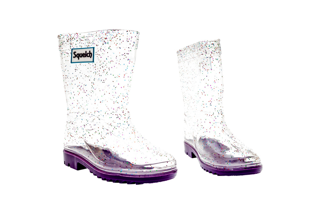 Sparkle Welly Boots