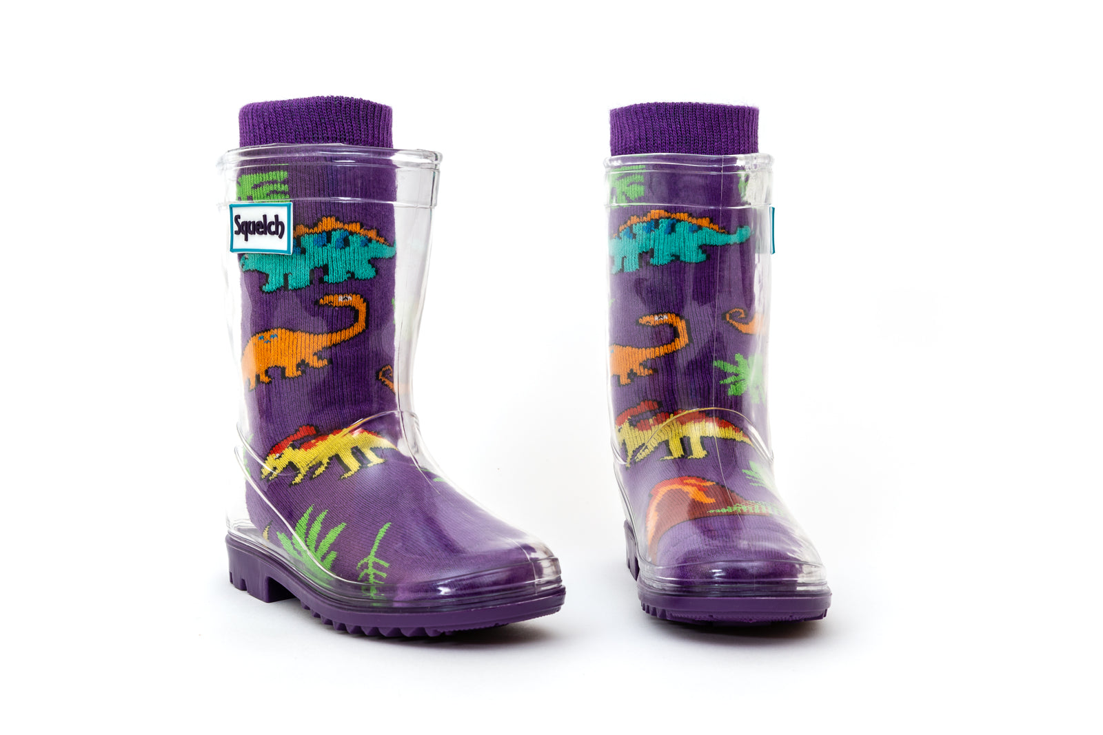 Dino Welly Sock