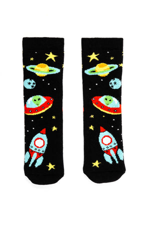 Space Welly Sock