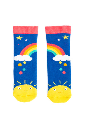 Sunshine Welly Tot Sock