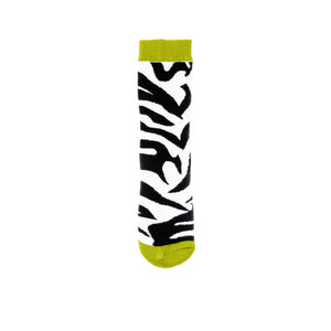 Squelch-Zebra-Welly-Sock