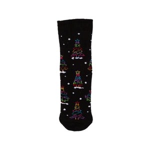 Christmas Trees Welly Tot Sock