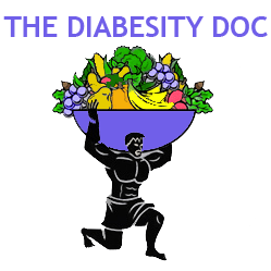 The Diabesity Doc Logo