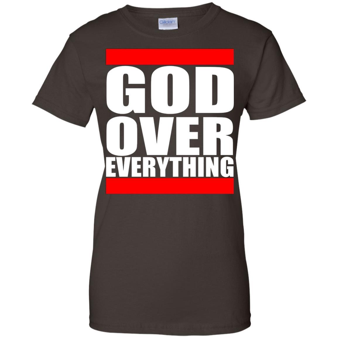 God Over Everything T Shirt