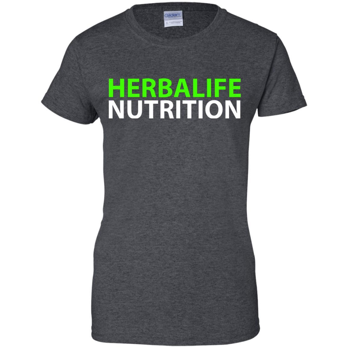 HERBALIFE NUTRITION T-Shirt - White Design