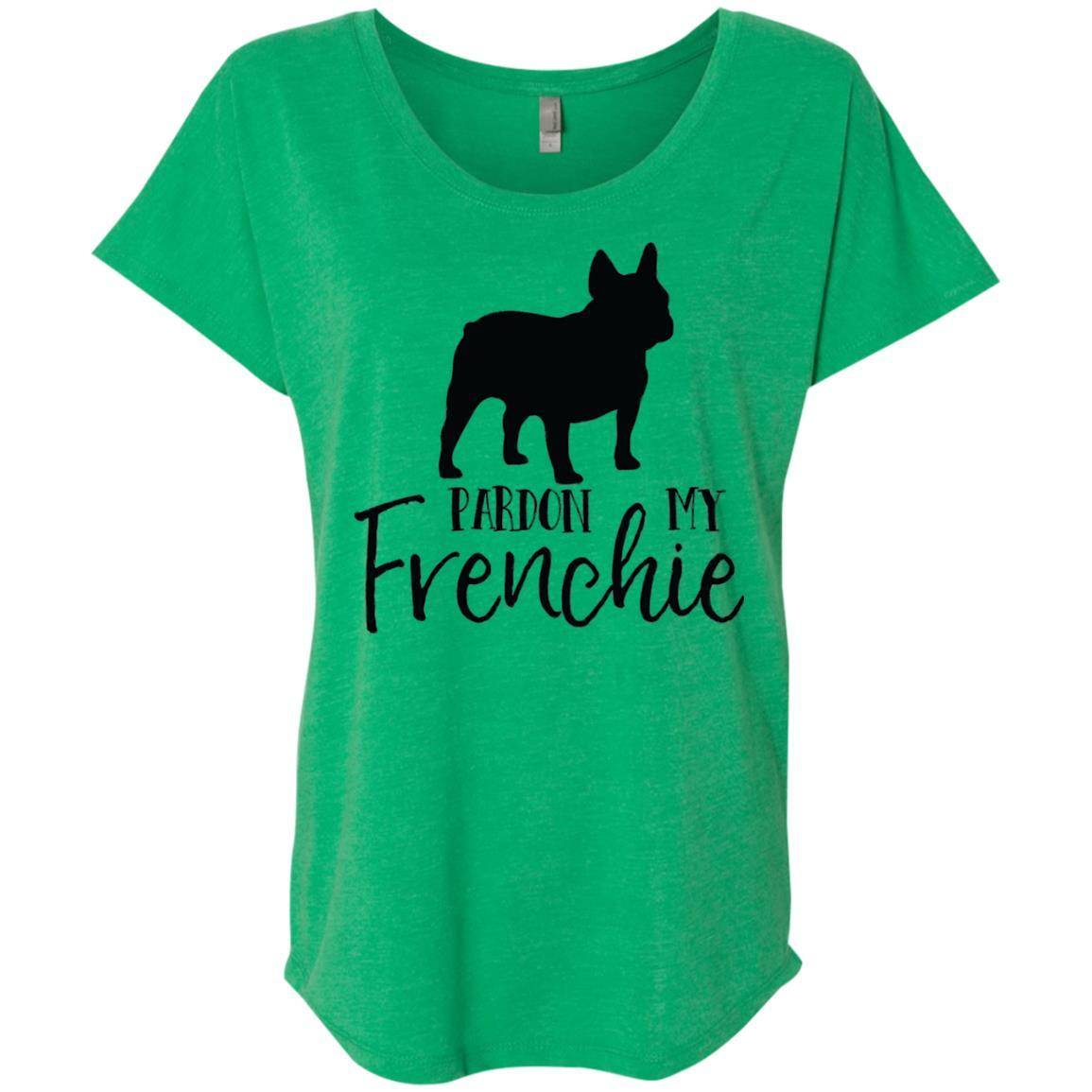 Pardon My Frenchie shirt, french bulldog tee, funny dog tee