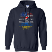 American Grown With Ukrainian Roots T-Shirt