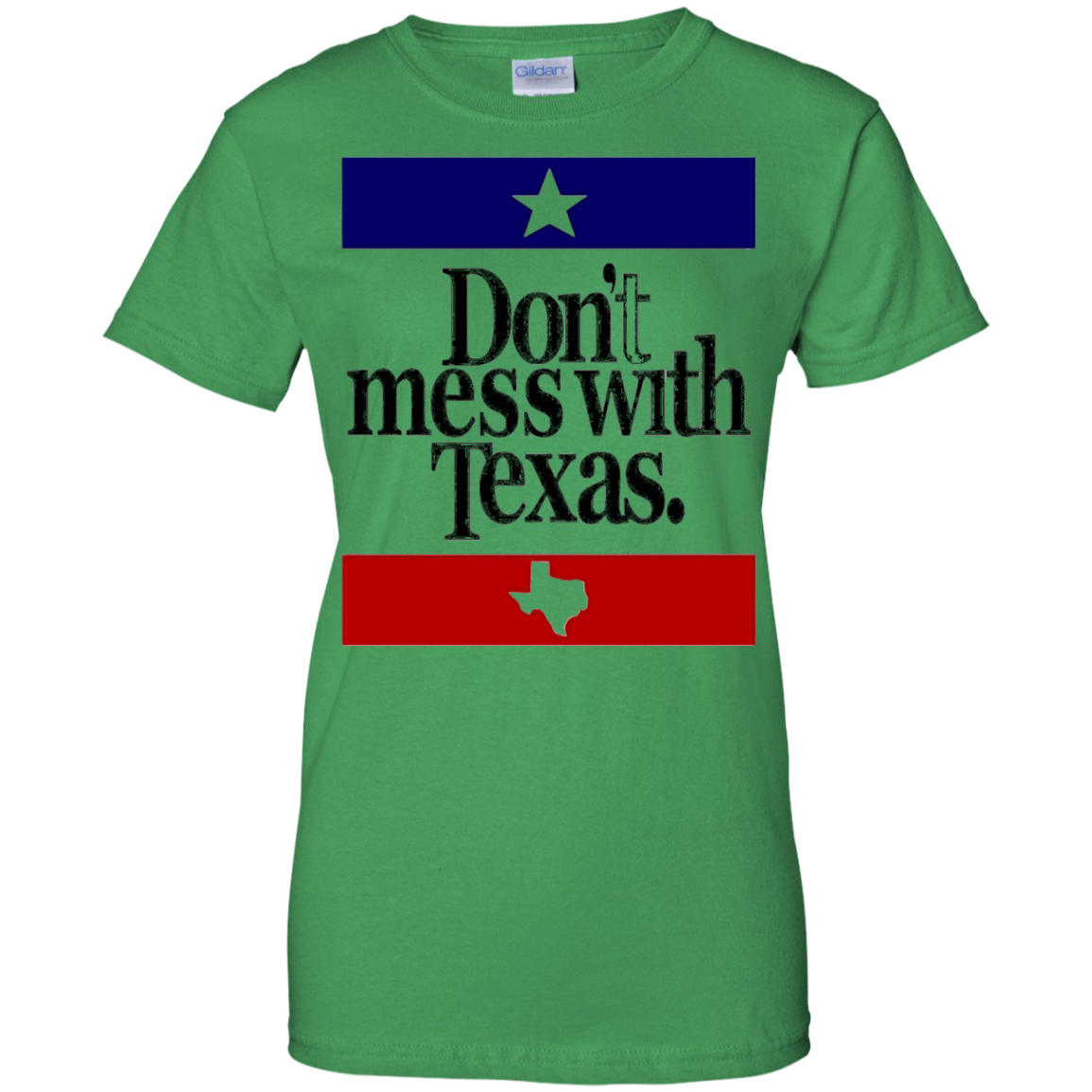 """""""Don't Mess with Texas"""" Iconic T-shirt"""