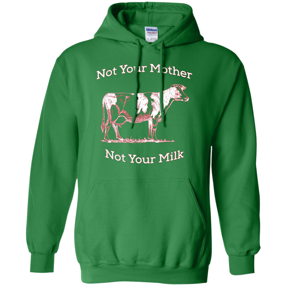Not Your Mother, Not Your Milk Vegan T-Shirt