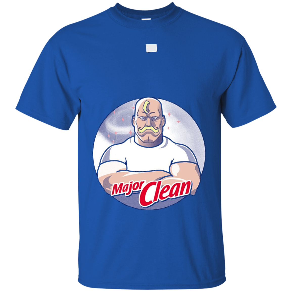 merimeaux Major Clean T-shirt