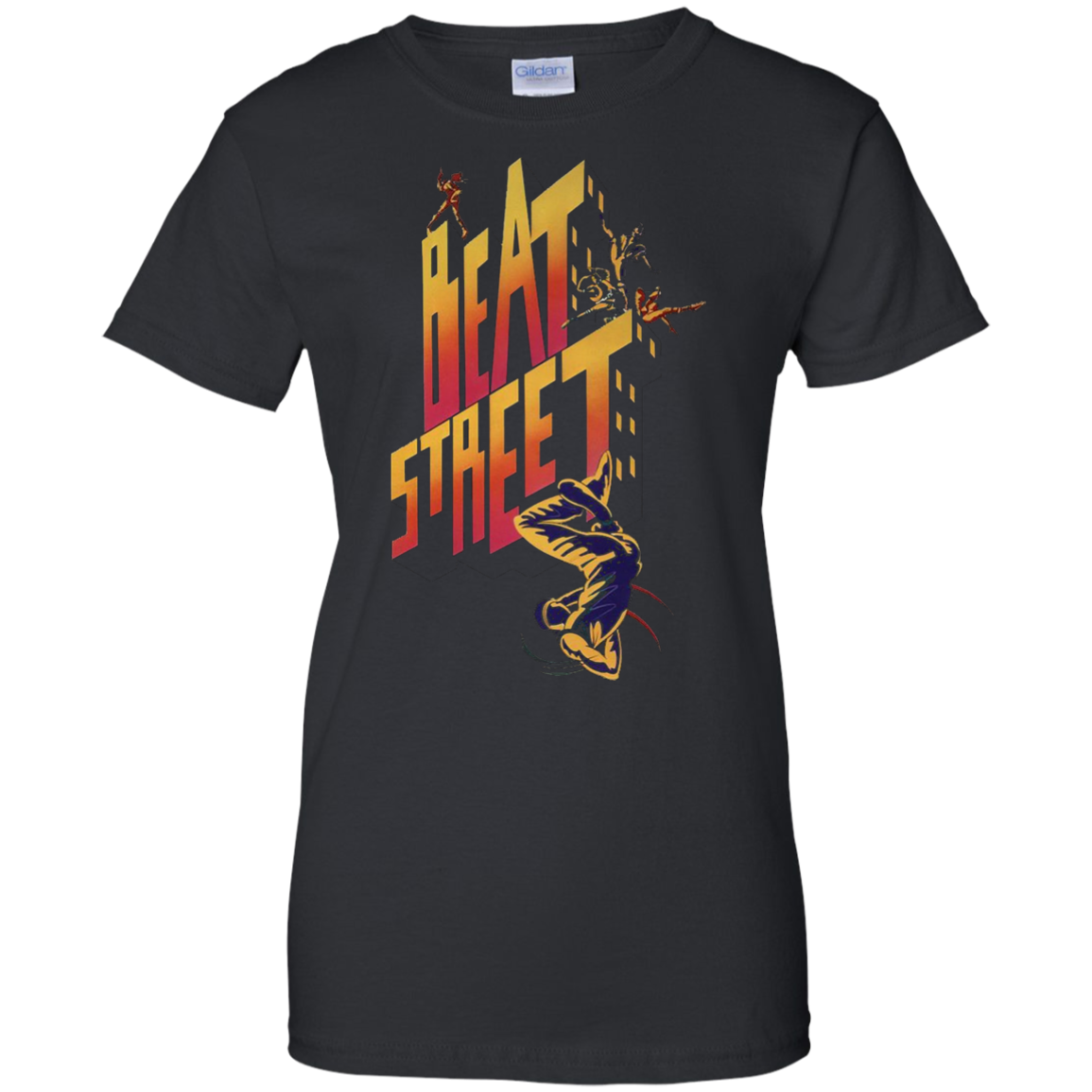 BEAT STREET Shirt - Limited Edition
