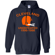 Cleveland Undefeated 1996 – 1998 T-Shirt