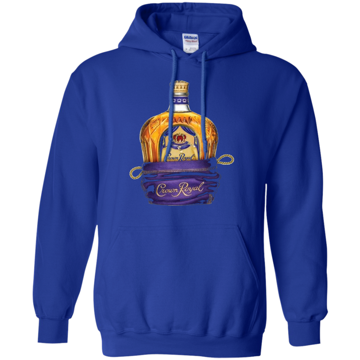 Crown Royal in a Bag Tee Shirt