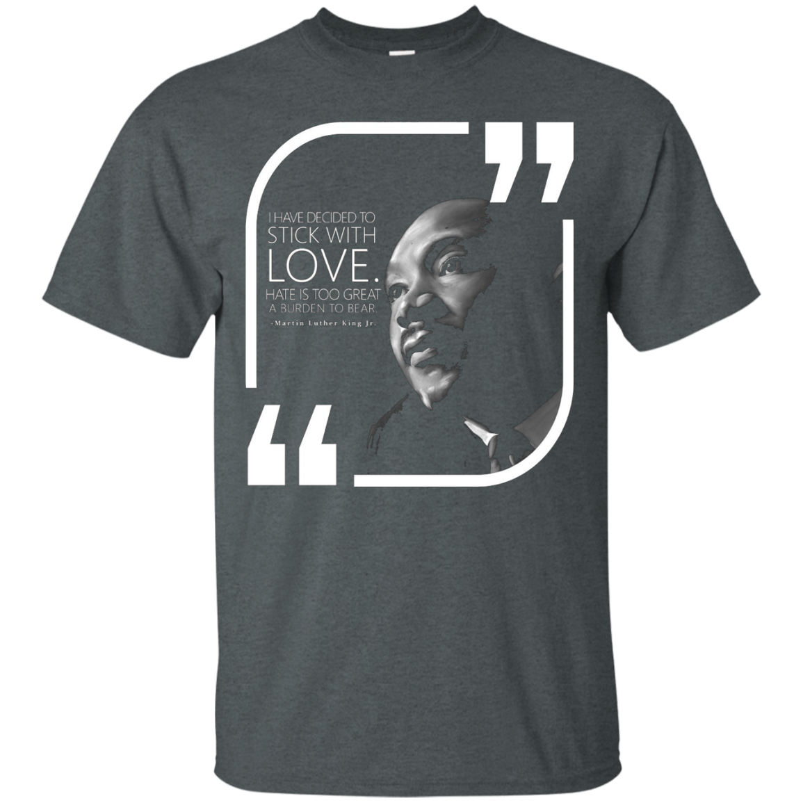 Dr Martin Luther King JR- LOVE