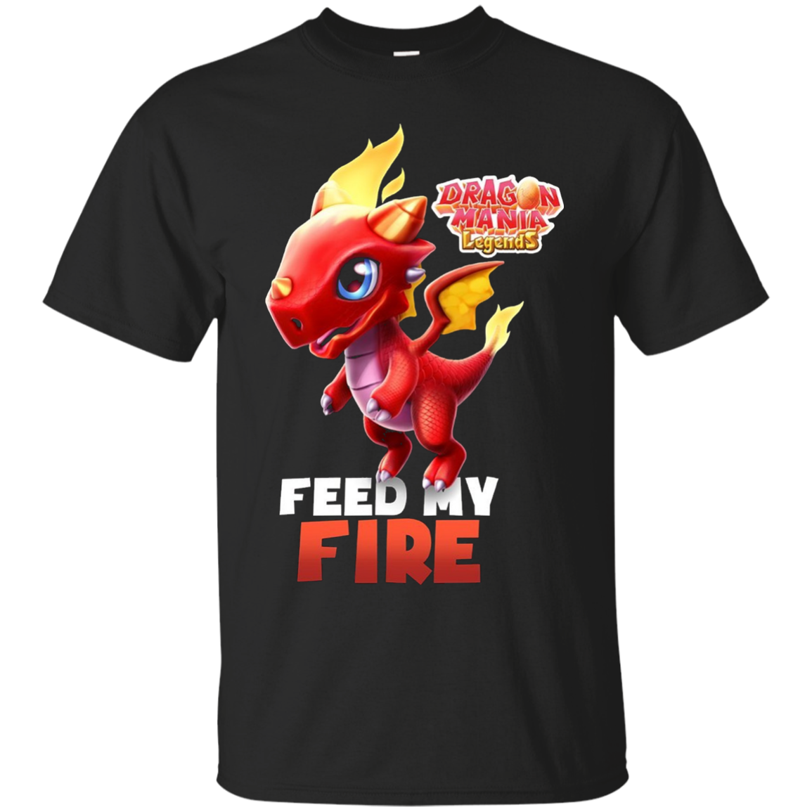 "Dragon Mania Legends ""Feed My Fire"""