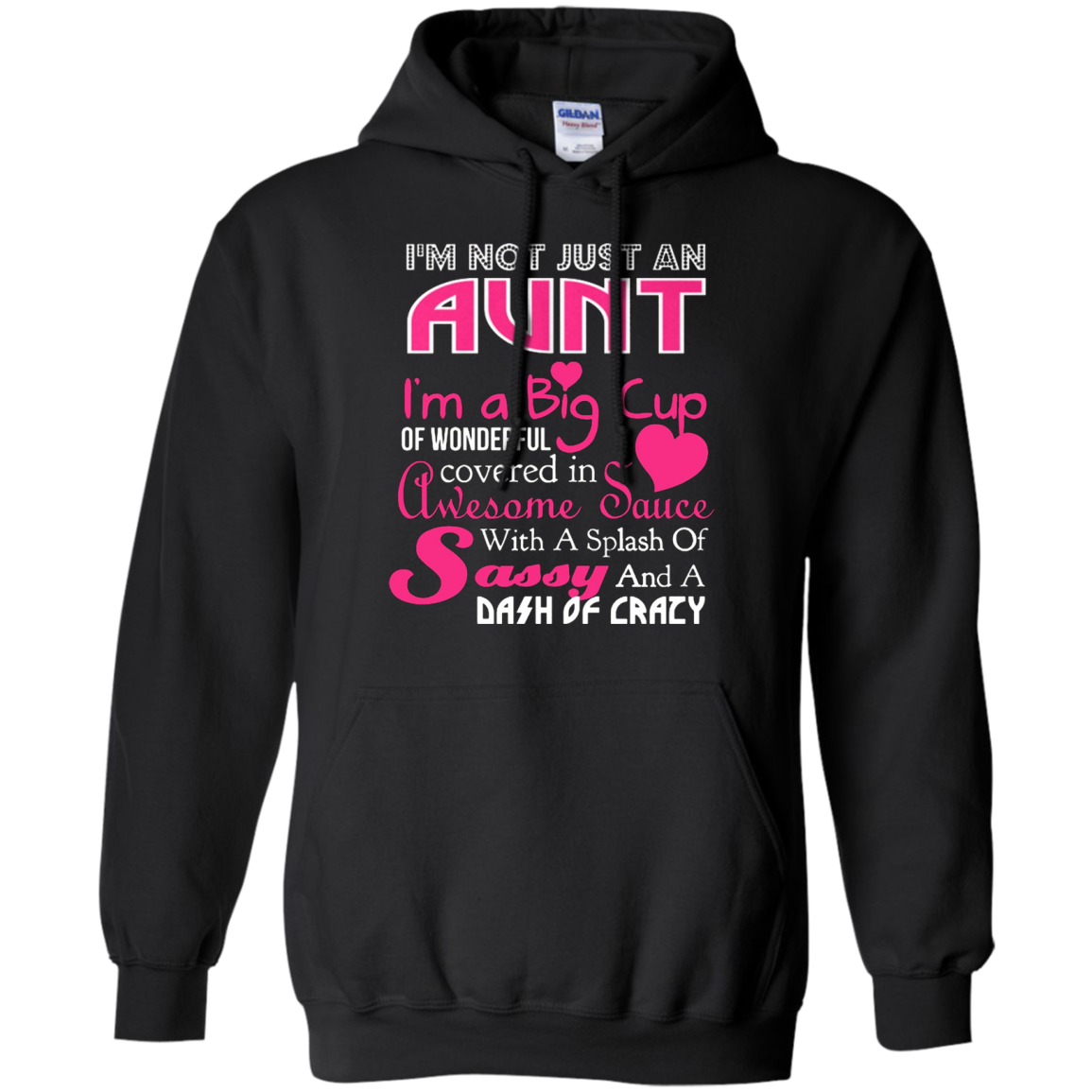 I'm Not Just An Aunt TShirts