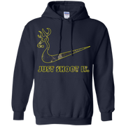 Just Shoot It – Camo Deer Hunting T-Shirt