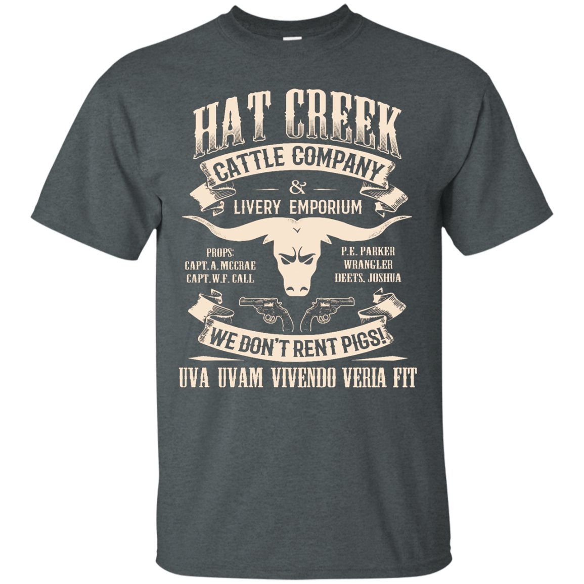 Hat creek cattle company hoodie