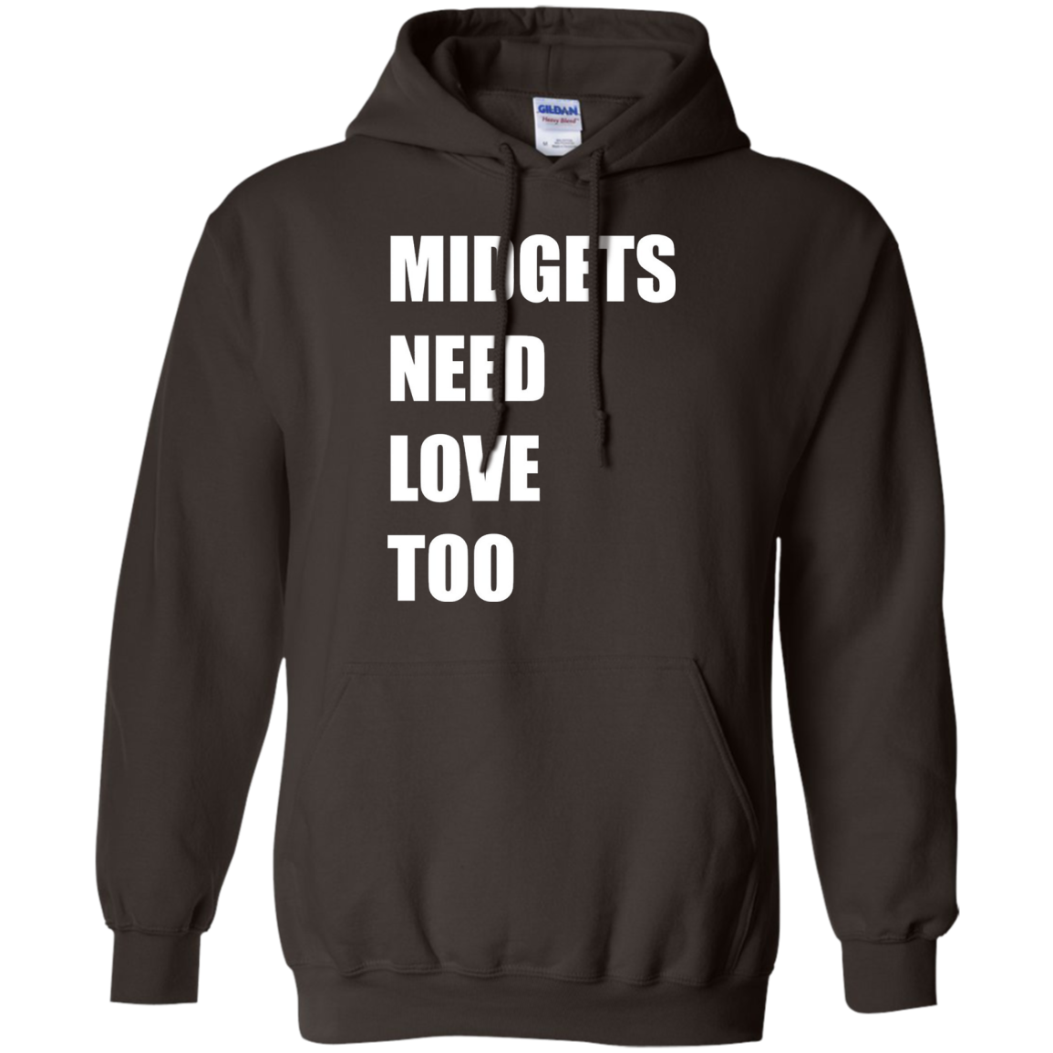 Midgets Need Love Too T-Shirt