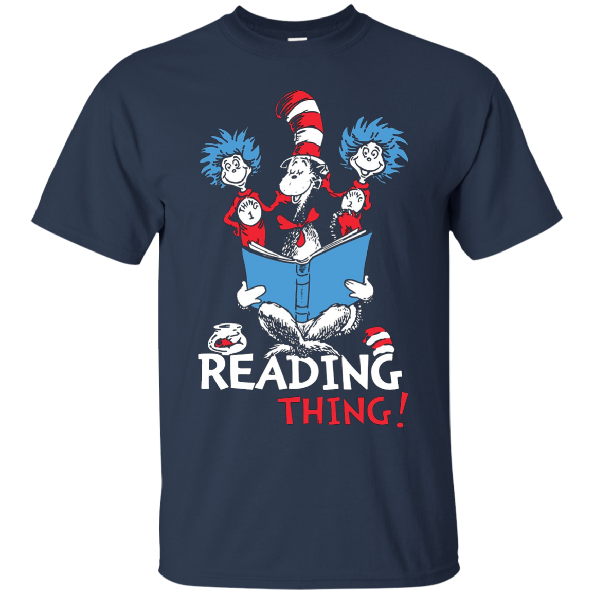Reading Is Our Thing - Read Across America Day Shirt