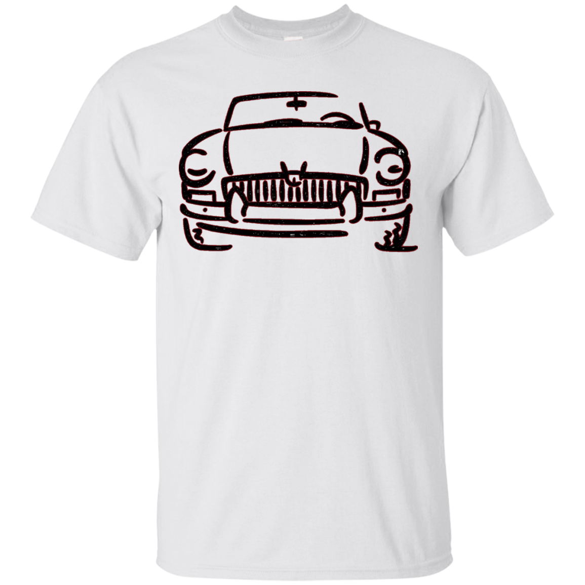 MGB Chrome Bumper British Sportscar MG T-shirt