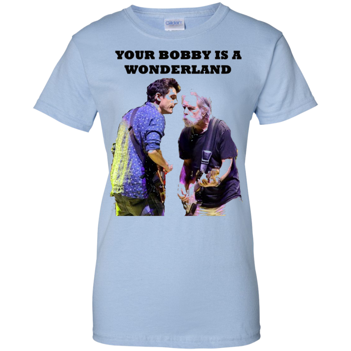 Your Bobby Is A Wonderland Lot T Shirt
