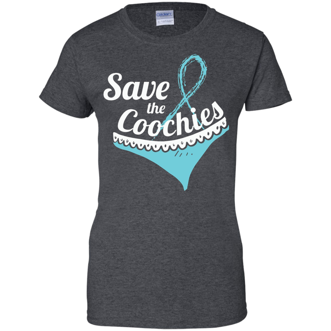 Cervical Cancer Awareness Shirt - Save The Coochies