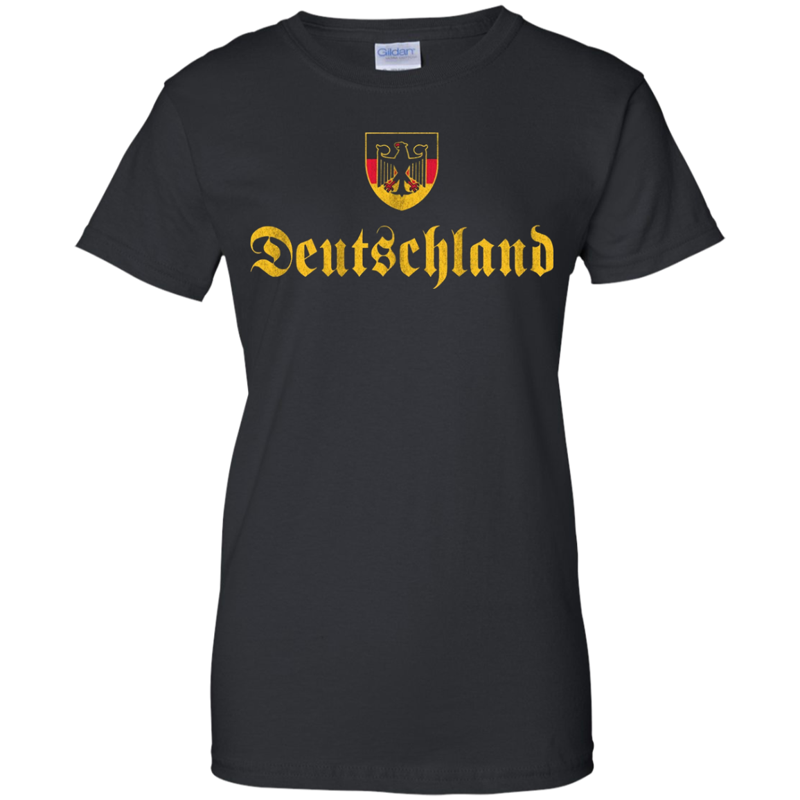 Deutschland Flag of german I love from Germany T Shirt