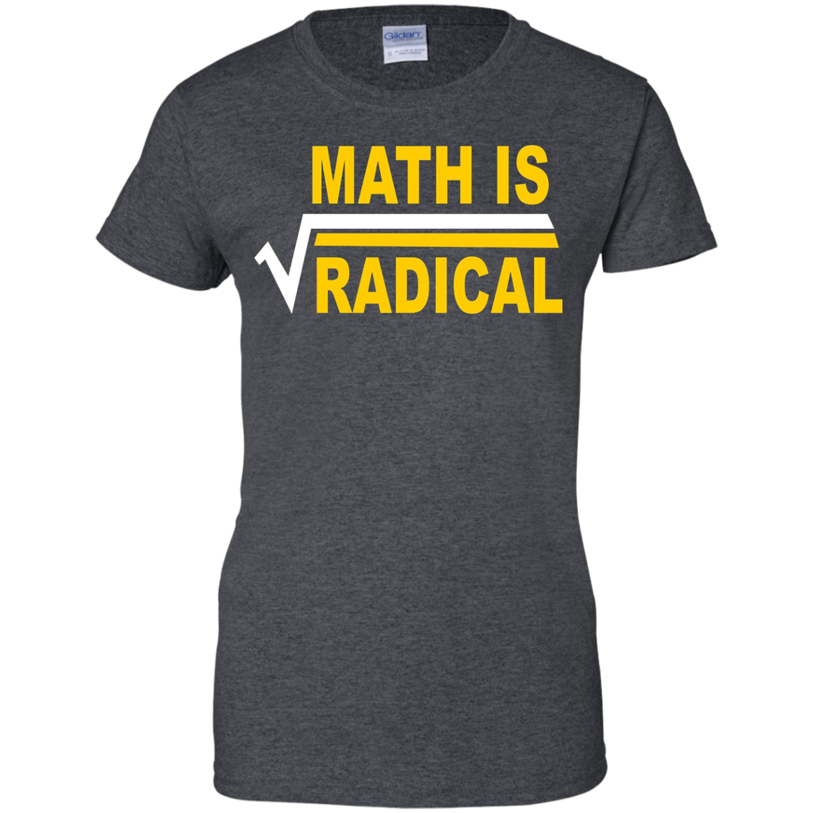 Math Is Radical TShirt