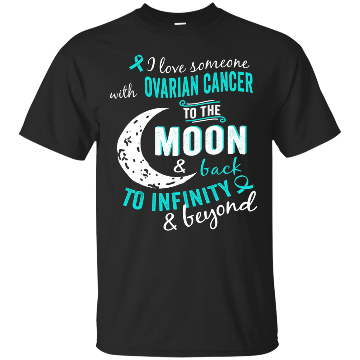 Ovarian Cancer Awareness Shirt For Women Girl