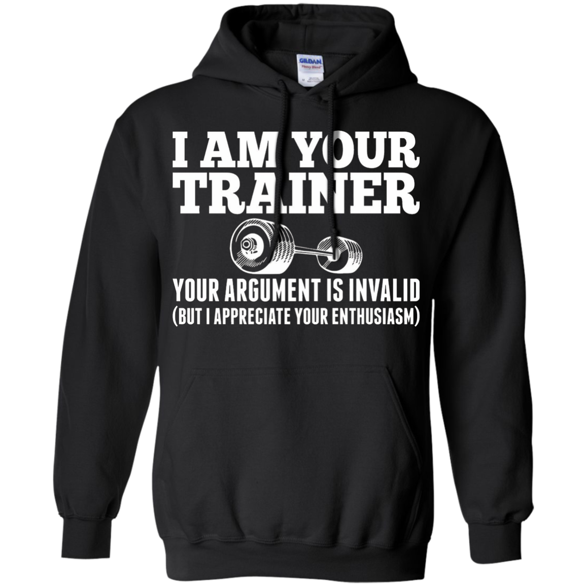Personal Trainer Tshirt - I am your Trainer Funny Tshirt