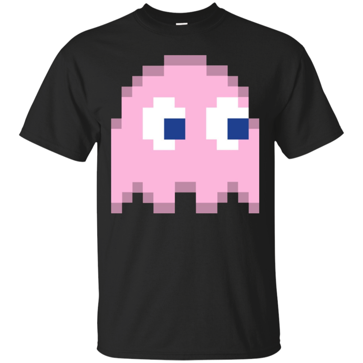 Pinky Ghost Face Shirt - Funniest T Shirts