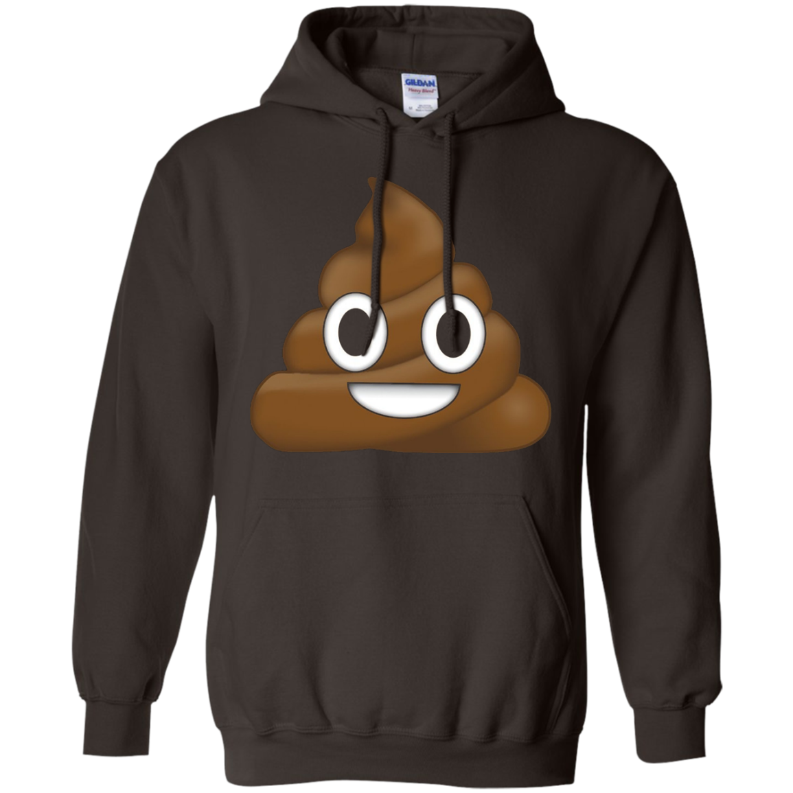Poop Emoji Shit Emoticon T-Shirt