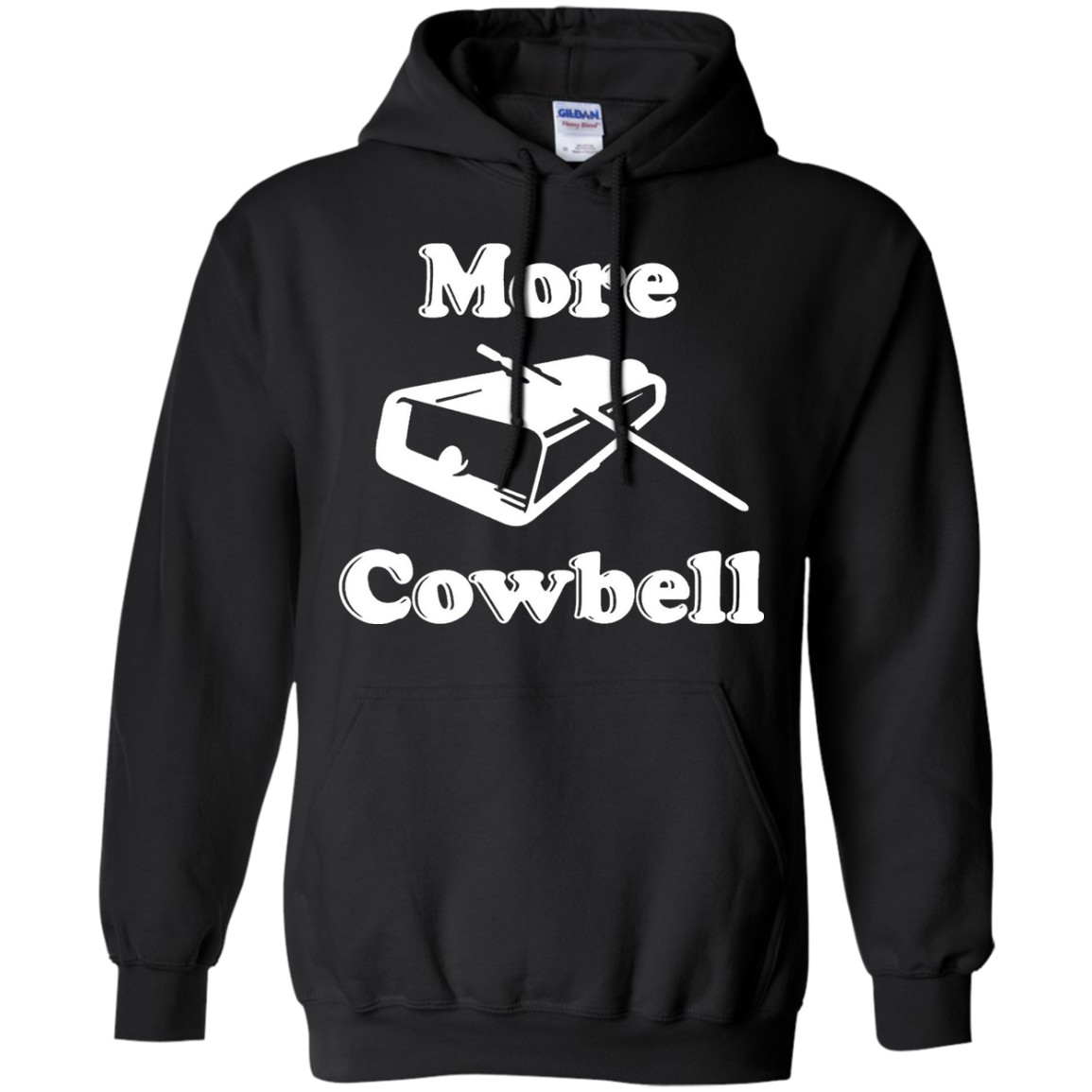 Saturday Night Live More Cowbell T-Shirt
