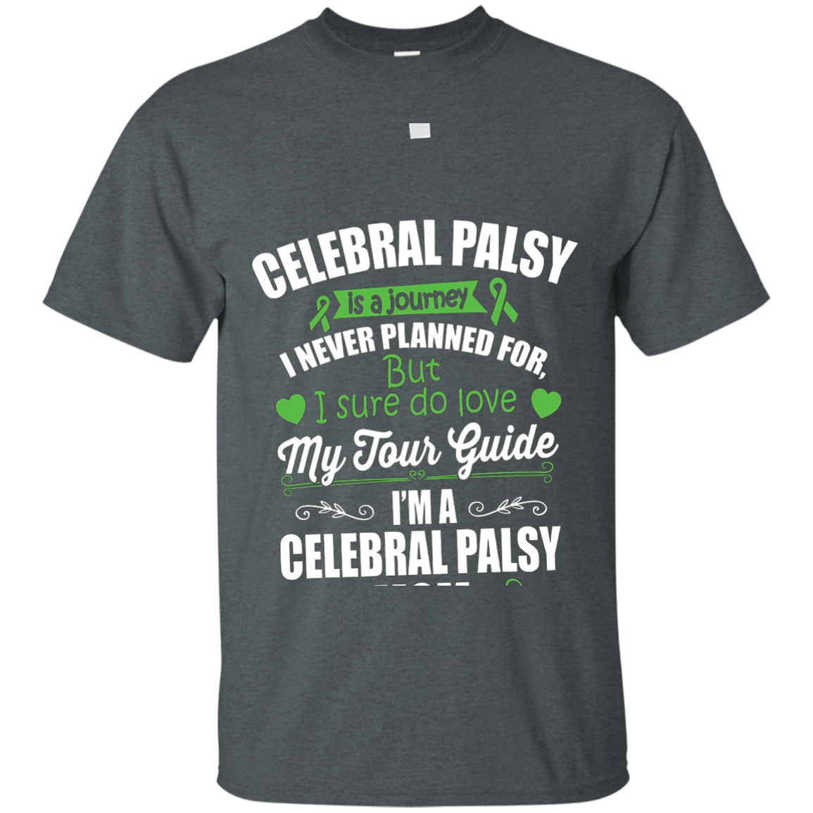 Cerebral Palsy Mom Awareness T-Shirt