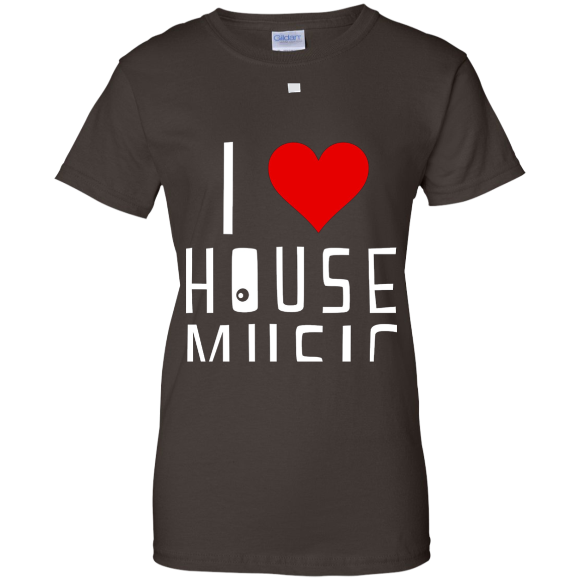 i love house music t shirts