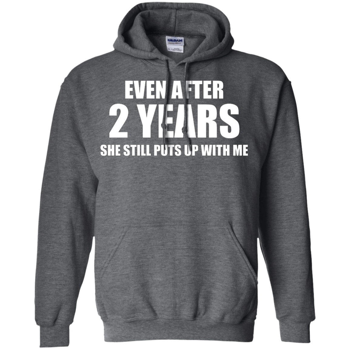 2 Year Anniversary Shirt Funny Relationship Gifts for Him