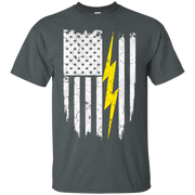 American Electrician Flag Shirts