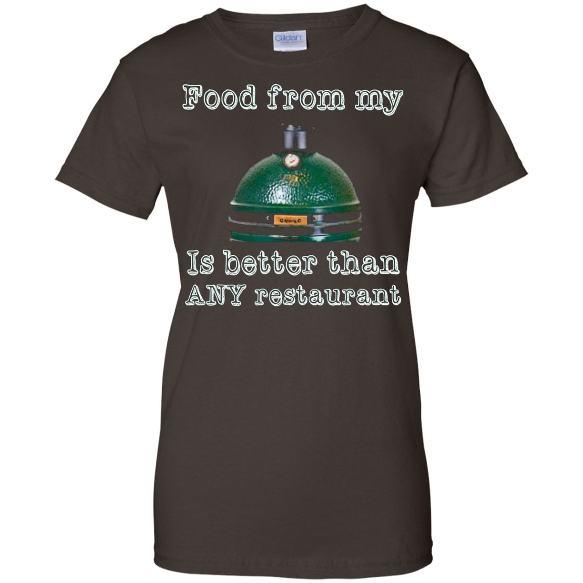 Big Green Egg T-Shirt the best of Big Green Egg accessories