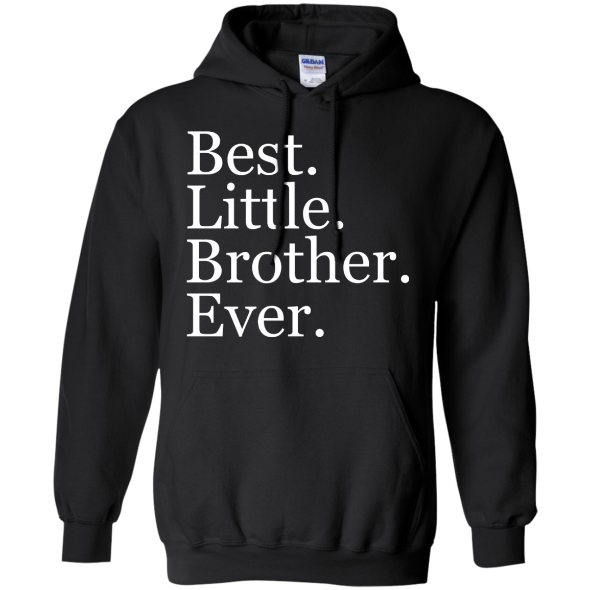 Brother T-Shirts - Best Little Brother Ever Funny Cute Shirt