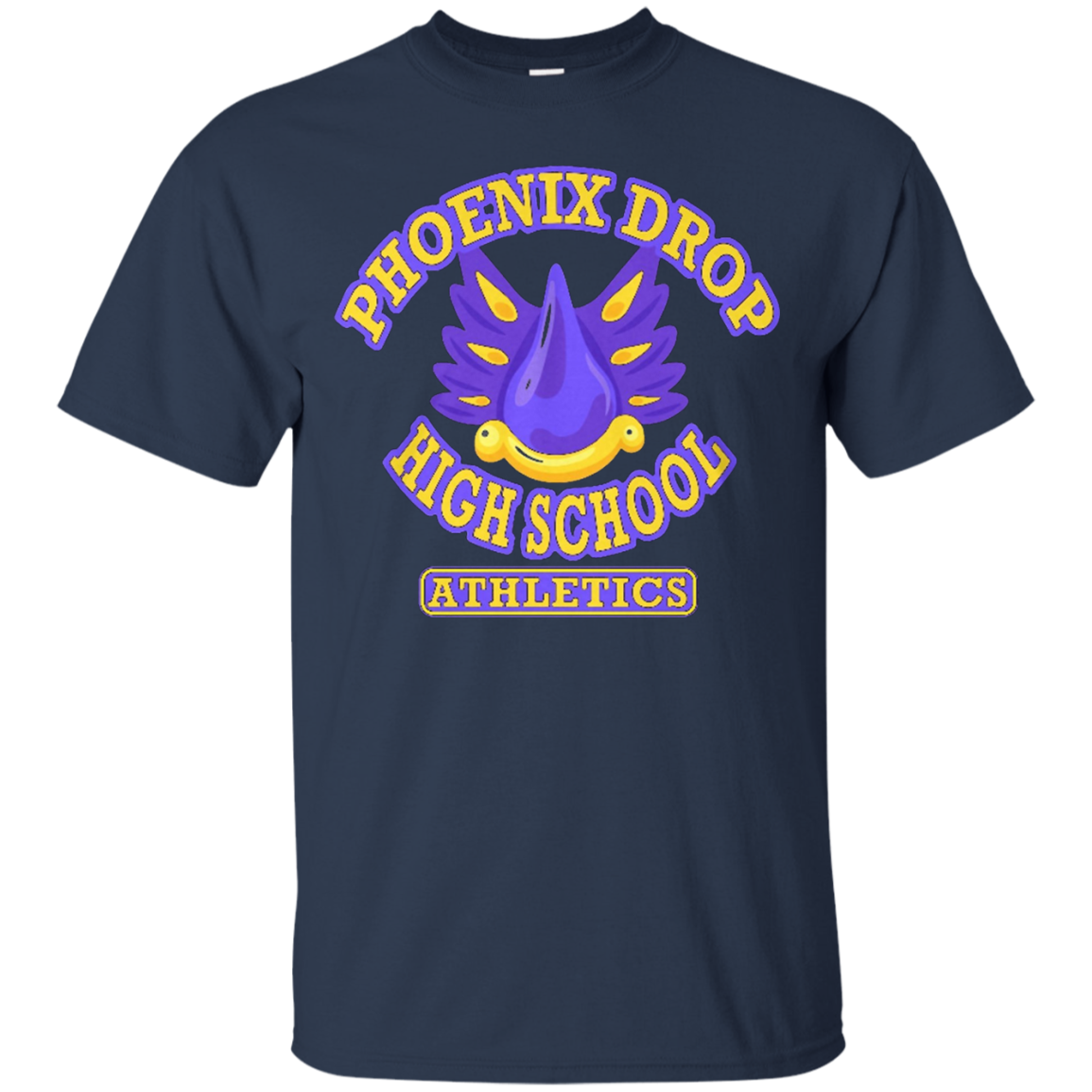 Gym shirt -Phoenix shirt Phoenix Drop High Gym Shirt
