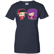 "I Has Cupquake & Red Chibi Characters"" T-Shirt!"