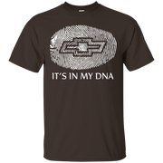 It's in my DNA – Chevy