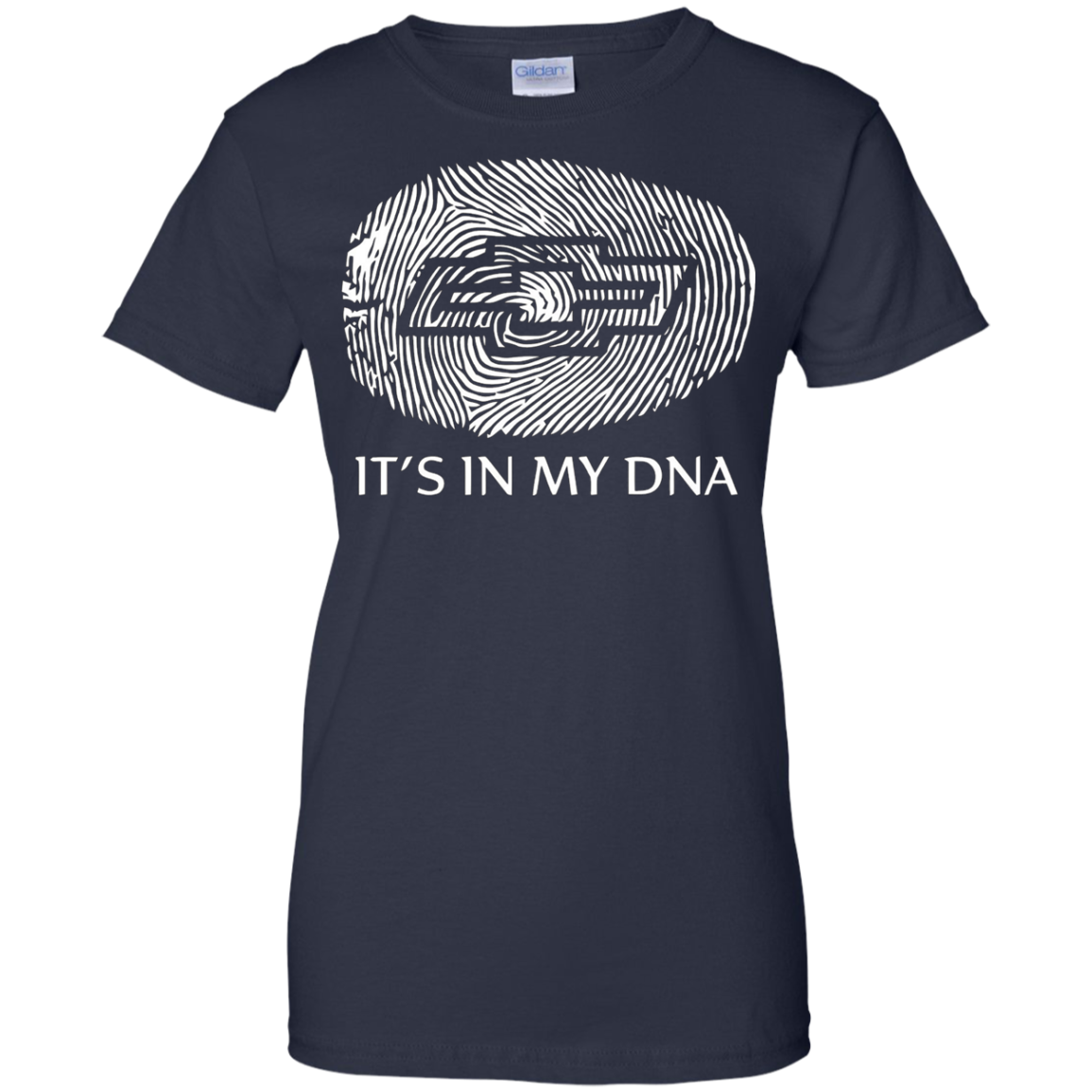 It's in my DNA - Chevy
