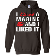 Marine Girlfriend Shirts – I Kissed A Marine And I Liked It