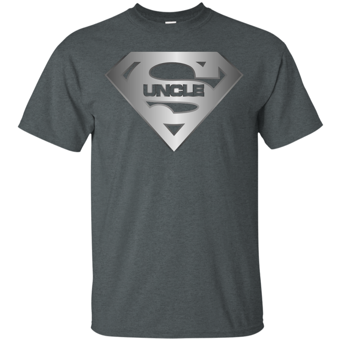 Men's Super Uncle T-Shirt is the Best Tee Shirt From Niece Nephew