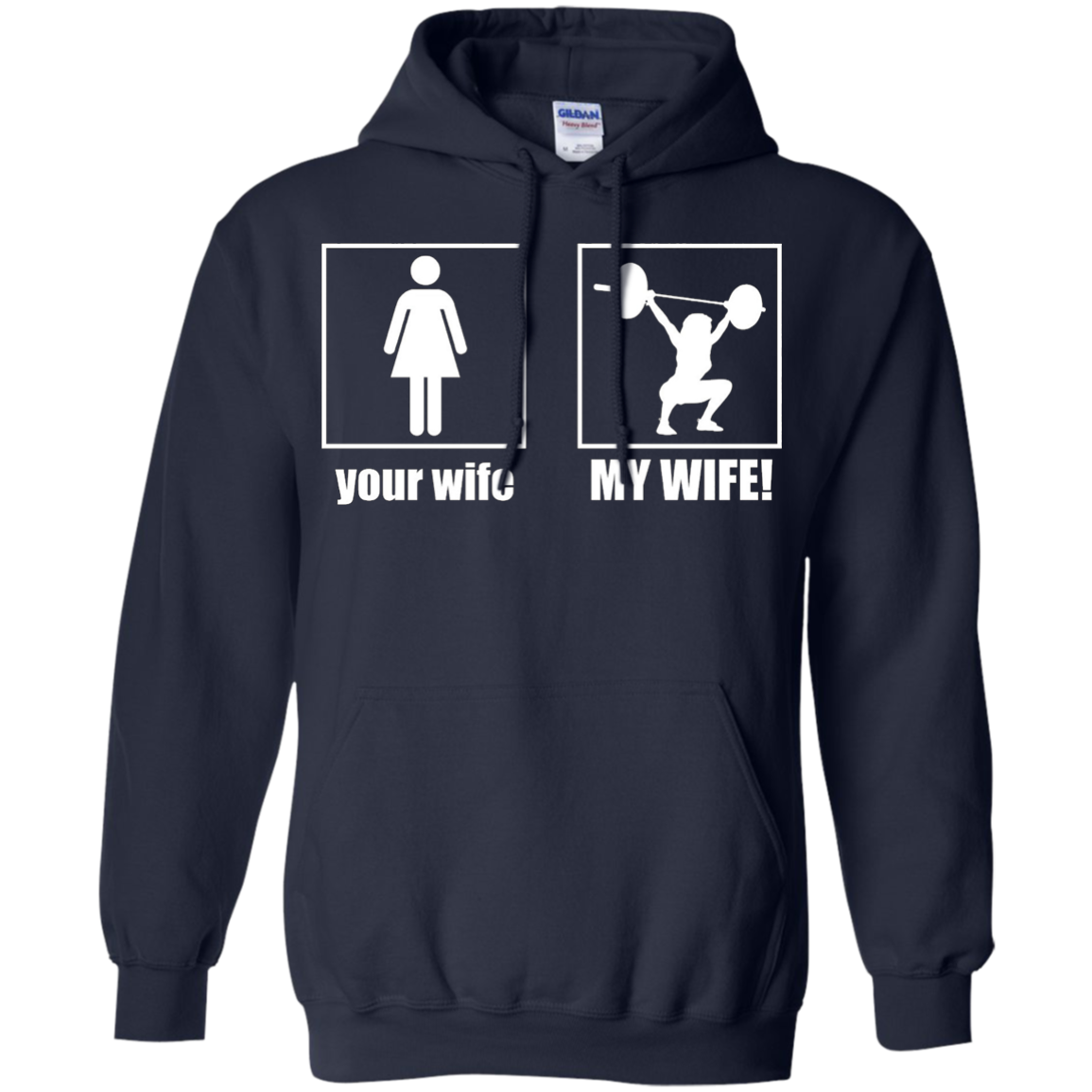 Men's Your Wife My Wife T-Shirt